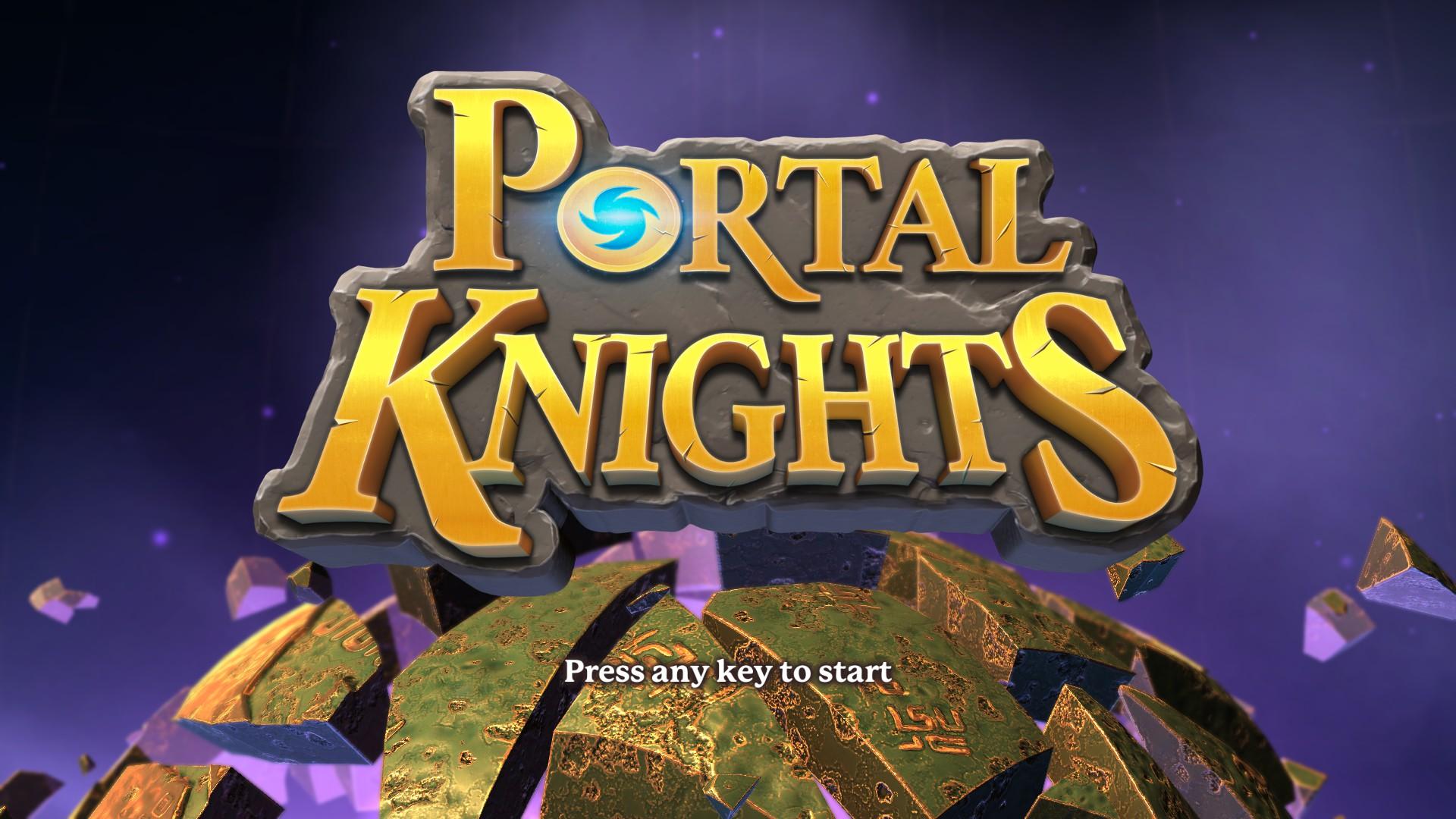 Prtal Knights