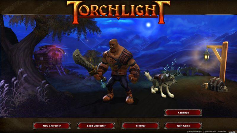 【Torchlight】Steam版 日本語化